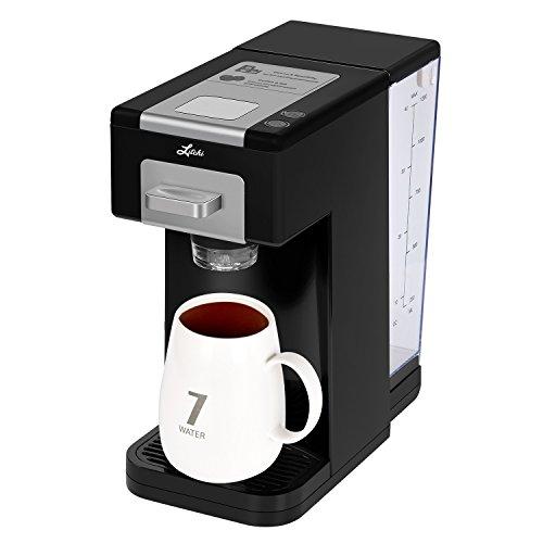 Litchi Single Serve KCUP Pod Coffee Maker with Detachable Reservoir